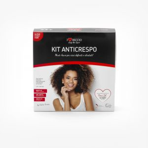 I Love Riccio Kit Anticrespo